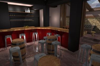 Spice Architecture d\'Intérieur – Le XX, Bar à Vins – Strasbourg